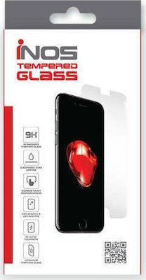 iNOS Full Face Tempered Glass White (Redmi 5A)