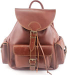 Kouros Leather Bag 405 Brown