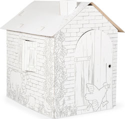Small Foot Little House Cardboard Playhouse