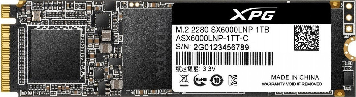 Adata XPG SX6000 Lite 1TB - Skroutz.gr