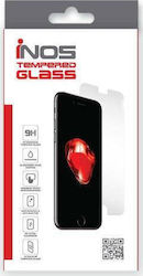 iNOS Full Face Tempered Glass White (iPhone XS Max)