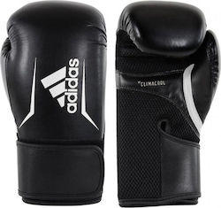 Adidas Speed 100 Boxing Gloves ADISBG100 Black/White