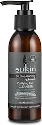 Sukin Naturals Oil Balancing Purifying Gel Cleanser 125ml
