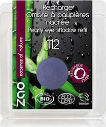 Zao Pearly Eyeshadow Refill 112 Azure Blue