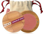 Zao Organic Makeup Pearly Eyeshadow 111 Peach Pink