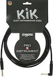 Klotz Cable 6.3mm male - 6.3mm male 3m (KIKA03PR1)
