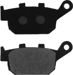 Yamaha FZ6 600 Series (04-08) Tsuboss Rear Brake Pad BS742 High quality materials. Available in SP or CK-9. TUV Certified (Tsuboss - TBS-YMA-0824 Yamaha FZ6 Fazer 600 (04-08) SP Brake Pad - Organic for regular braking)