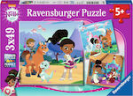 Nella the Princess Knight 3x49pcs (08056) Ravensburger