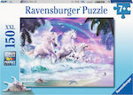 Unicorn Beach 150pcs (10057) Ravensburger