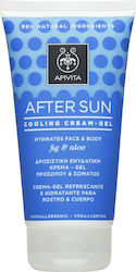 Apivita After Sun Cooling Cream Gel 100ml