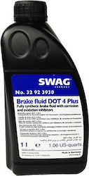 Swag No 32923930 Brake fluid DOT 4 Plus 1L