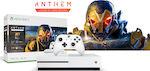 Microsoft Xbox One S 1TB & Anthem