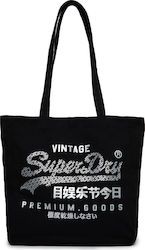 Superdry Shoping Black