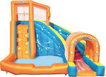 Bestway H2ogo Inflatable Tunnel Water Park Pool with Slide