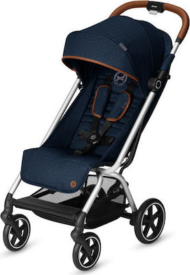 Cybex Eezy S+ Denim Blue/Brown