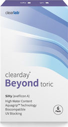 f13efd25c9 Clearlab Beyond Toric Αστιγματισμού 6 Φακοί