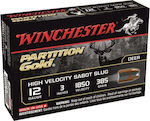 Winchester Partition Gold High Velocity Sabot 24gr 5τμχ