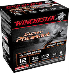 Winchester Super Pheasant Copper Plated 39gr 5τμχ