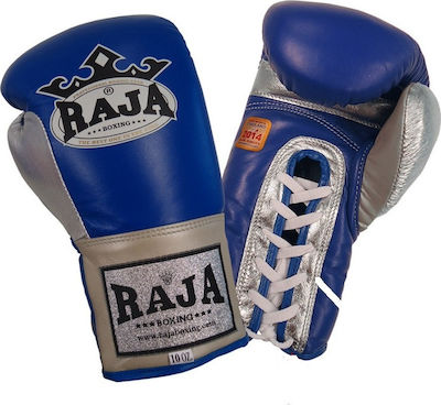 Raja Boxing Gloves RBGL-1 Blue