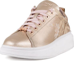 2c25b46c9c4 Γυναικεία Sneakers Ted Baker (Ailbe4 Pink Gold)