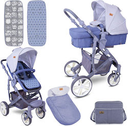 Lorelli Bertoni Verso 2 in 1 Grey