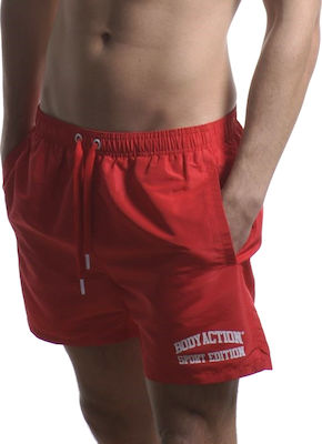 Body Action 033922-01 Red