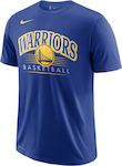 Nike Golden State Warriors Dri-Fit AQ6328-495
