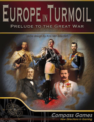 Compass Games Europe in Turmoil Prelude to the Great War