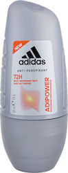 Adidas Adipower 72h Antiperspirant Roll-On 50ml