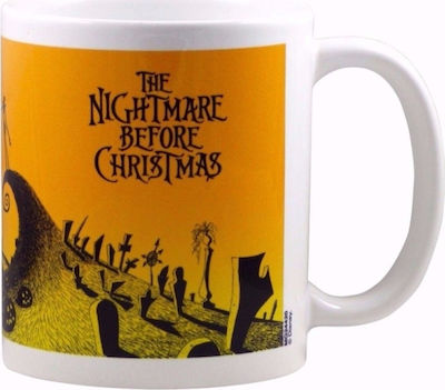NBC - Nightmare Before Christmas (Graveyard Scene) Heat Changing Mug