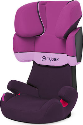 Cybex Solution X Purple Rain