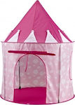 Kids Concept Play Tent Clouds Pink
