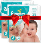 Pampers Pro Care Premium Protection No3 (5-9kg) 2x32τμχ
