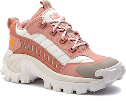 355c587925 Κλειστά παπούτσια CATERPILLAR - Intruder Oxford P723396 Light Pink