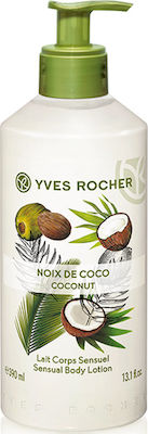 Yves Rocher Sensual Body Lotion Coconut 390ml