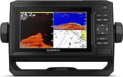 Garmin echoMAP Plus 62cv & G3 Vision Greece & GT20