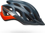 Bell Traverse Speed Matte Slate-Grey-Orange