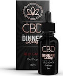 Dinner Lady CBD Oral Drops 250mg 15ml Jelly Candy