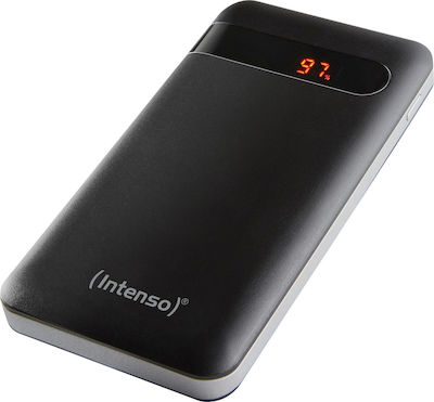 Intenso PD10000 10000mAh Μαύρο