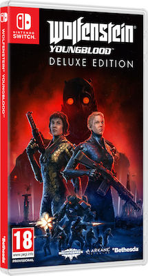 Wolfenstein: Youngblood (Deluxe Edition) Switch