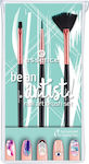 Essence Nail Art Brush Set Be An Artist 3pcs