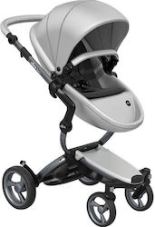 Mima Xari Argento / Graphite Grey Chassis / Black Cushion