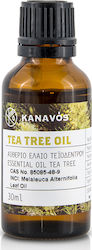 Kanavos Tea Tree Essential Oil 30ml
