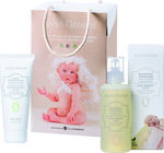 Anne Geddes Baby Bubble Bath 250ml & Bio Protective Cream 100ml