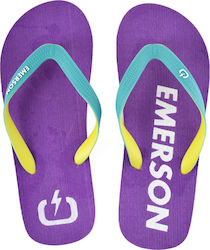 Emerson 191.EM95.03 Purple / Green / Yellow