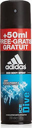 Adidas Ice Dive Spray 200ml