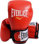 Everlast Leather Fighter 1100 Red