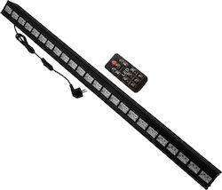 GloboStar UV LED Bar 100cm 72W