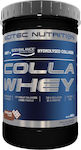 Scitec Nutrition Colla Whey 560gr Chocolate