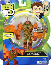 Giochi Preziosi Ben 10 Hot Shot with Flame Blasts